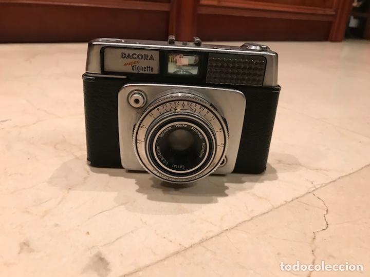 DACORA SÚPER DIGNETTE (Kameras - Klassische Kameras (keine Spiegelreflex))