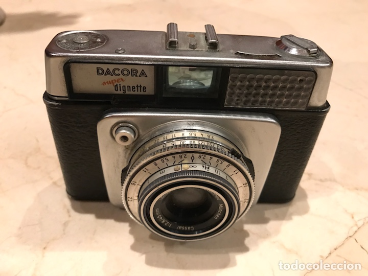 Fotokamera: Dacora súper dignette - Foto 2 - 143001373