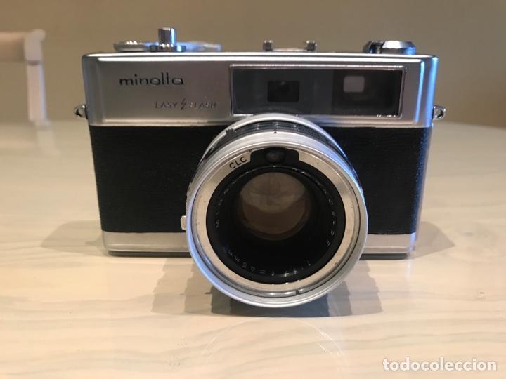MINOLTA HI-MATIC 9 F1,7 45MM (Kameras - Klassische Kameras (keine Spiegelreflex))