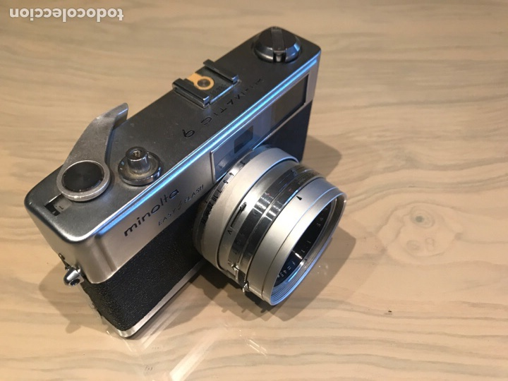 Fotokamera: Minolta Hi-Matic 9 f1,7 45mm - Foto 2 - 143044996
