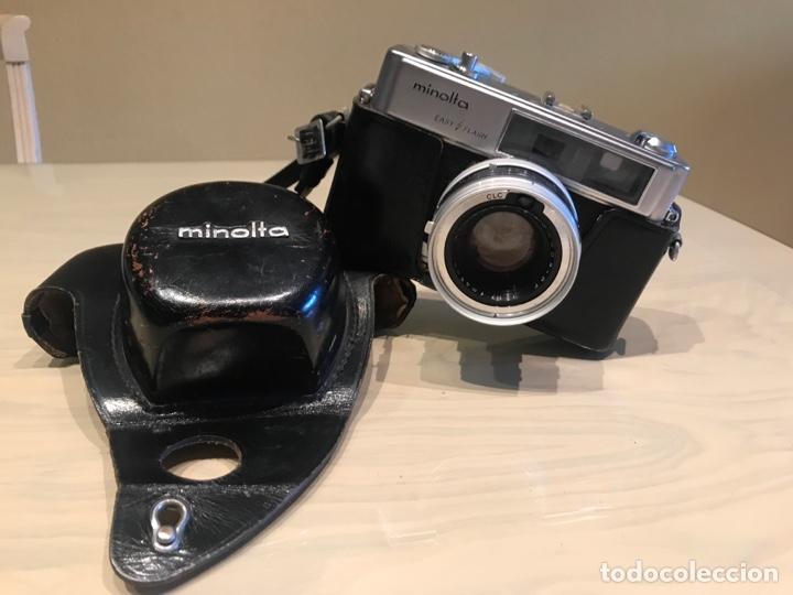 Fotokamera: Minolta Hi-Matic 9 f1,7 45mm - Foto 3 - 143044996