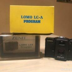 Cámara de fotos: LOMO ZENIT LC-A PROGRAMA NUEVA EN SU CAJA. Lote 144123972
