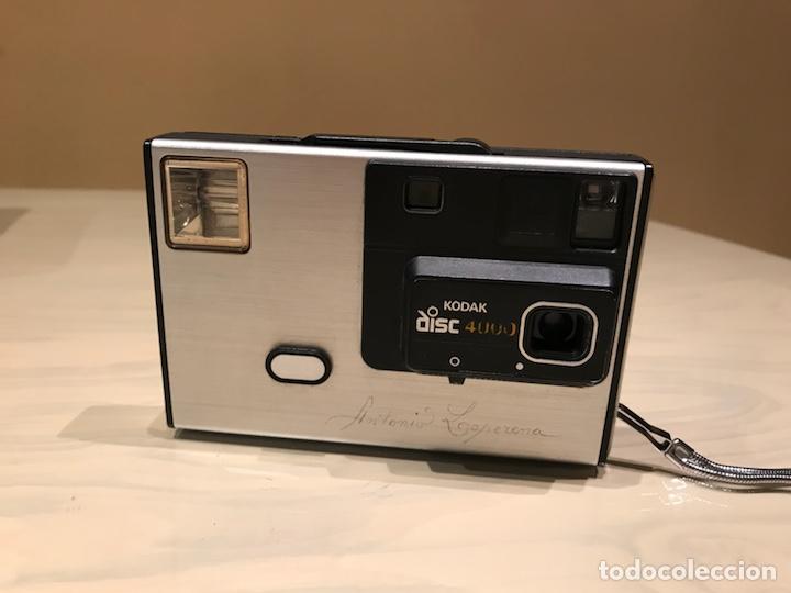 KODAK DISC 4000 (Cámaras Fotográficas - Clásicas (no réflex))
