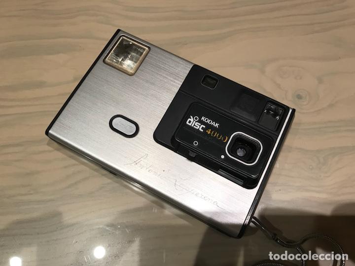 Cámara de fotos: Kodak disc 4000 - Foto 2 - 143069968