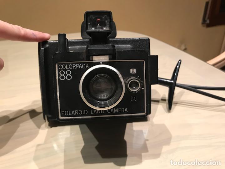 Cámara de fotos: Polaroid colorpack 88 - Foto 2 - 143071676