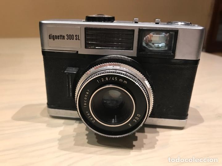 DACORA DIGNETTE 300 SL CON FUNDA FUNCIONA (Kameras - Klassische Kameras (keine Spiegelreflex))