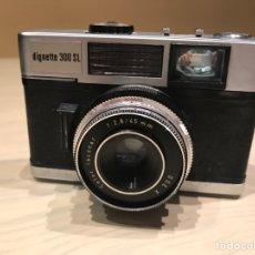 Cámara de fotos: DACORA DIGNETTE 300 SL CON FUNDA FUNCIONA. Lote 143072244