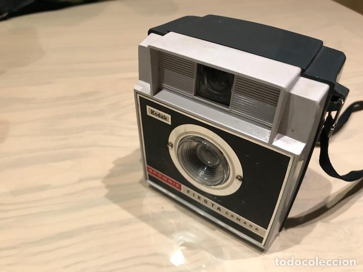 Fotokamera: Kodak brownie fiesta - Foto 2 - 143073029
