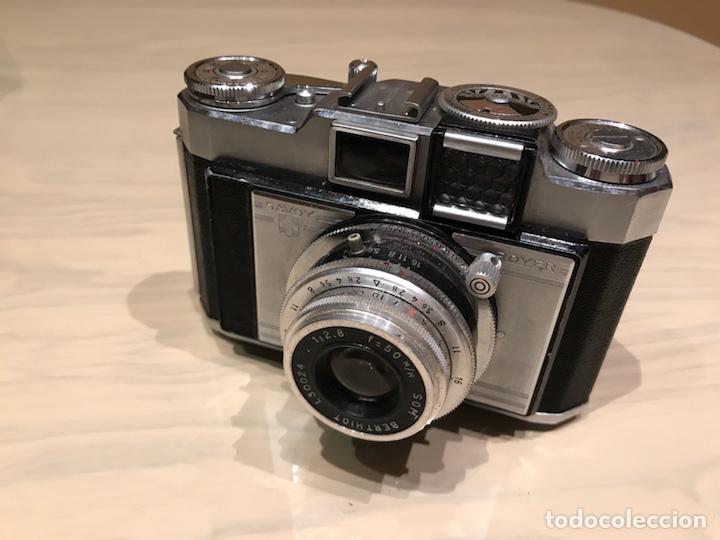 Fotokamera: Kodak retina s2 con funda funciona - Foto 3 - 143081614