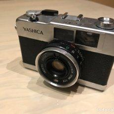 Cámara de fotos: YASHICA ME35 FUNCIONA CON FUNDA. Lote 143083750