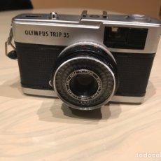 Cámara de fotos: OLYMPUS TRIP 35 FUNCIONA. Lote 143084238