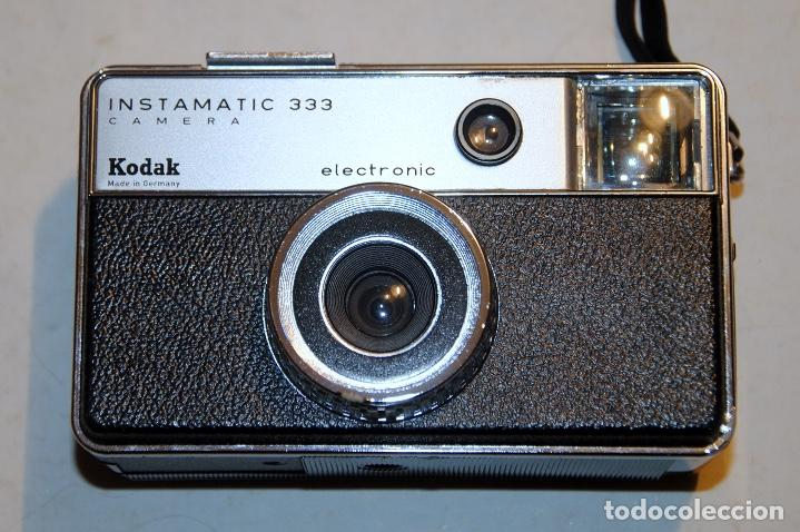 KODAK INSTAMATIC 333 CAMERA (Cámaras Fotográficas - Clásicas (no réflex))