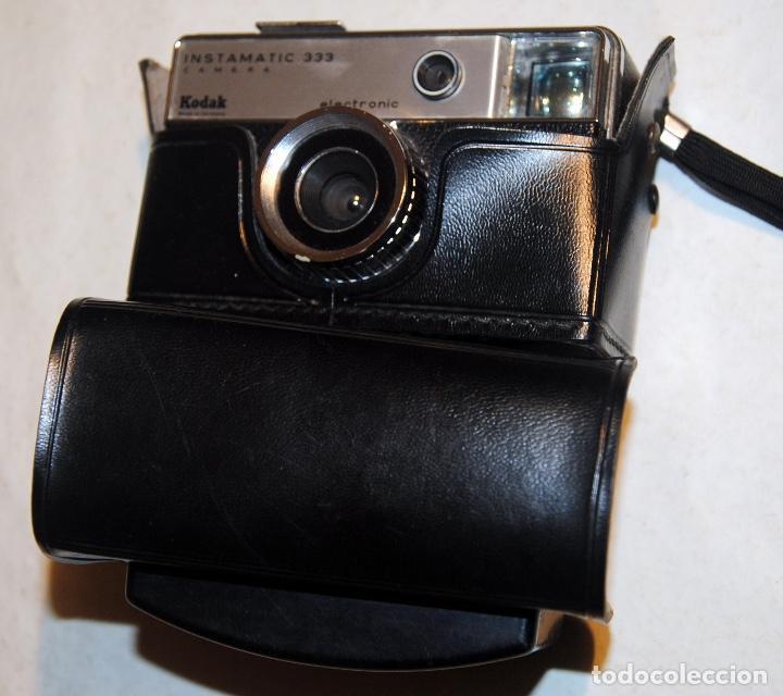 Cámara de fotos: KODAK INSTAMATIC 333 CAMERA - Foto 4 - 212588345