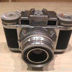 Cámara de fotos: BRAUN PAXETTE CON FUNDA 45MM F2,8. Lote 143094660