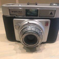 Cámara de fotos: WERLISA COLOR CON FUNDA FUNCIONA. Lote 143158397
