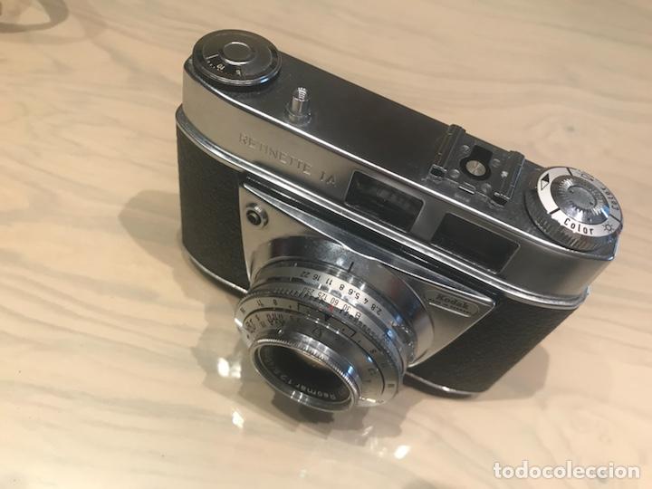Cámara de fotos: Kodak retinette 1A con funda - Foto 2 - 145146092