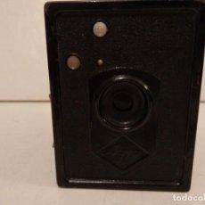 Cámara de fotos: CAMARA AGFA BOX 24.AÑO 1933.RARA. Lote 143521594