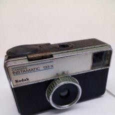 Cámara de fotos: INSTAMATIC133X KODAK DEL AÑO 68 VINTAGE. Lote 143597676