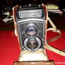 Cámara de fotos: MAQUINA DE FOTOS ROLLEICORD DBP. Lote 143651186