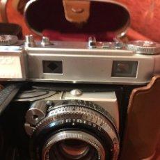 Cámara de fotos: CAMARA KODAK RETINA III C. Lote 144043630