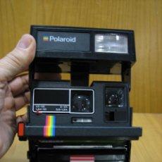 Cámara de fotos: CÁMARA POLAROID 635 CL. Lote 144157158