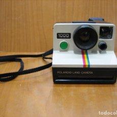 Cámara de fotos: CÁMARA POLAROID 1000. Lote 144157318