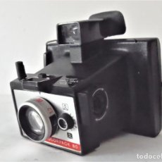 Cámara de fotos: CAMARA DE FOTOS POLAROID COLORPACK80 AÑO 1971. Lote 145150562