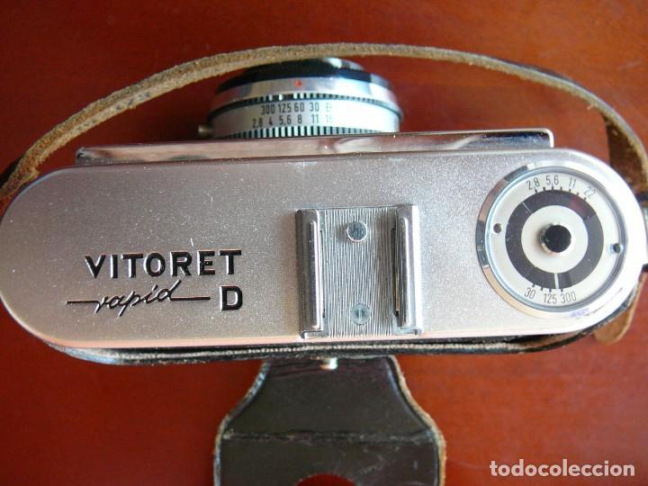 Cámara de fotos: Voigtlander Vitoret - Foto 2 - 145467462