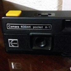 Cámara de fotos: CAMARA KODAK POCKET A-1. Lote 146036350