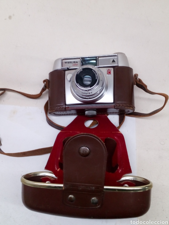 Cámara de fotos: Camara Verlisa Color con estuche - Foto 4 - 146570768