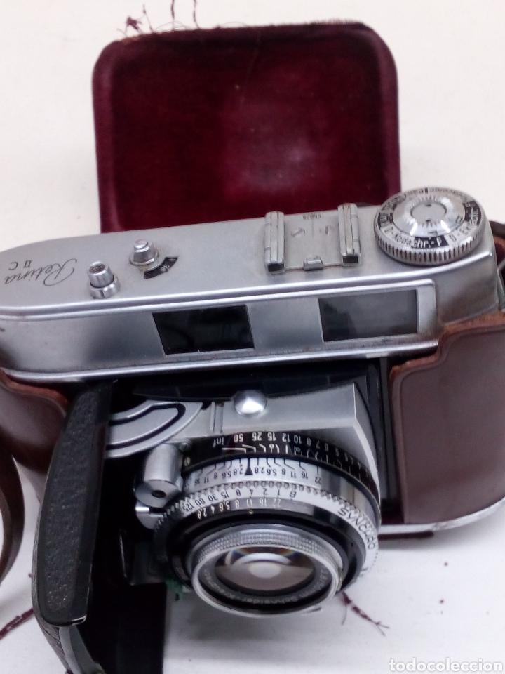 CAMARA RETINA KODAK CON SUS INSTRUCCIONES (Cameras - Classic Cameras (non-reflex))