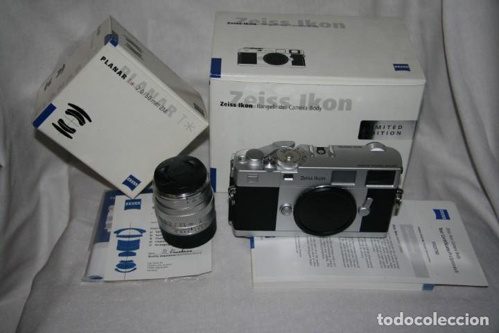 Cámara de fotos: Zeiss Ikon ZM Limited Edition - Foto 3 - 146597566