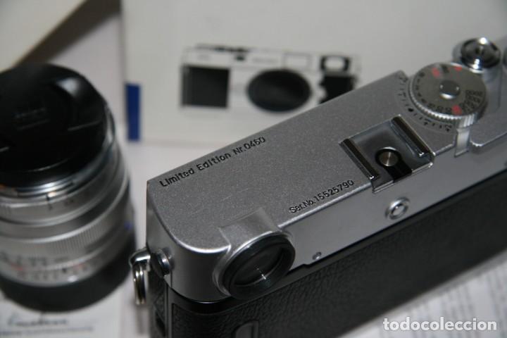 Cámara de fotos: Zeiss Ikon ZM Limited Edition - Foto 4 - 146597566