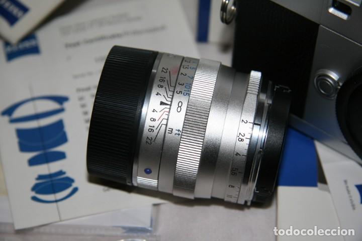 Cámara de fotos: Zeiss Ikon ZM Limited Edition - Foto 6 - 146597566