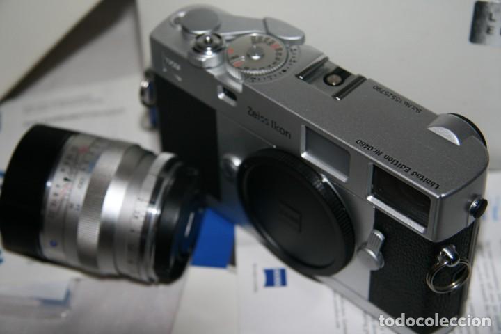 Cámara de fotos: Zeiss Ikon ZM Limited Edition - Foto 7 - 146597566