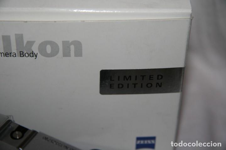 Cámara de fotos: Zeiss Ikon ZM Limited Edition - Foto 8 - 146597566