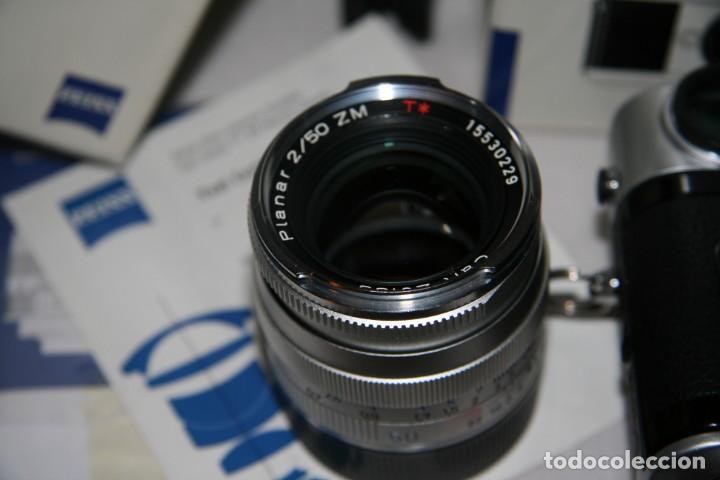 Cámara de fotos: Zeiss Ikon ZM Limited Edition - Foto 12 - 146597566