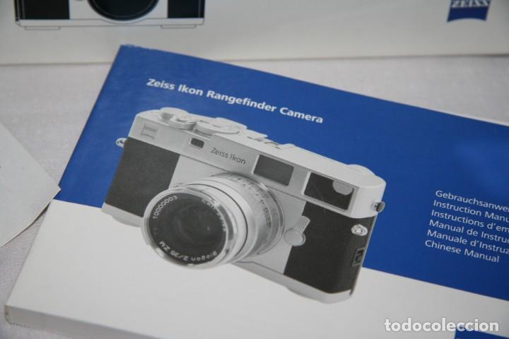 Cámara de fotos: Zeiss Ikon ZM Limited Edition - Foto 15 - 146597566