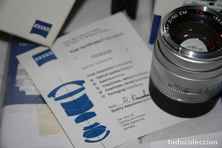 Cámara de fotos: Zeiss Ikon ZM Limited Edition - Foto 17 - 146597566
