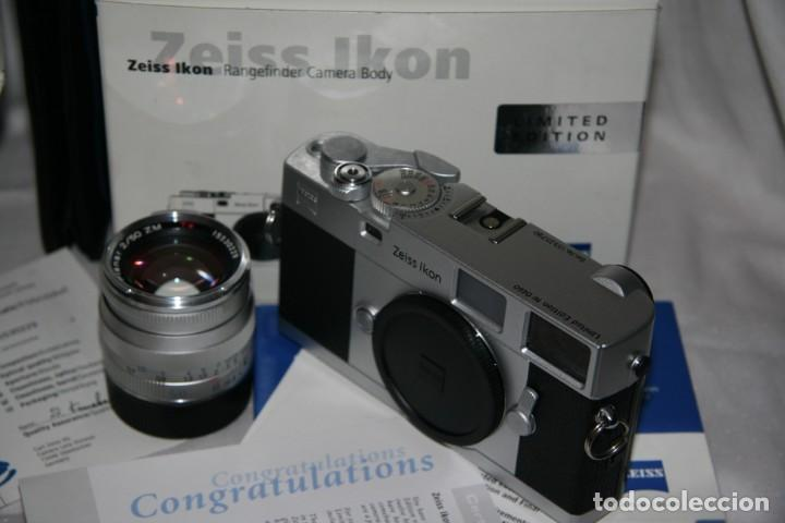 Zeiss ikon zm limited edition - Sold through Direct Sale - 146597566
