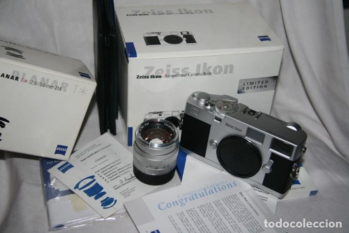 Cámara de fotos: Zeiss Ikon ZM Limited Edition - Foto 19 - 146597566