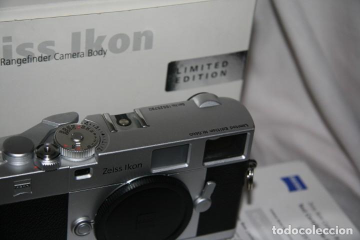 Cámara de fotos: Zeiss Ikon ZM Limited Edition - Foto 2 - 146597566
