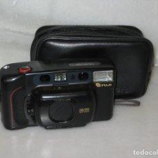 Cámara de fotos: FUJI DL-160 CON FUNDA.. Lote 147007282