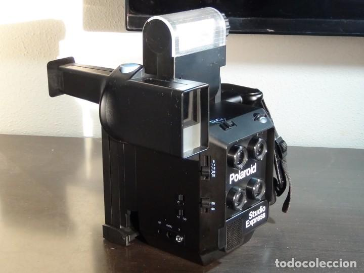 POLAROID STUDIO EXPRESS MODELO 403...VER VIDEO!!!!. (Cámaras Fotográficas - Clásicas (no réflex))