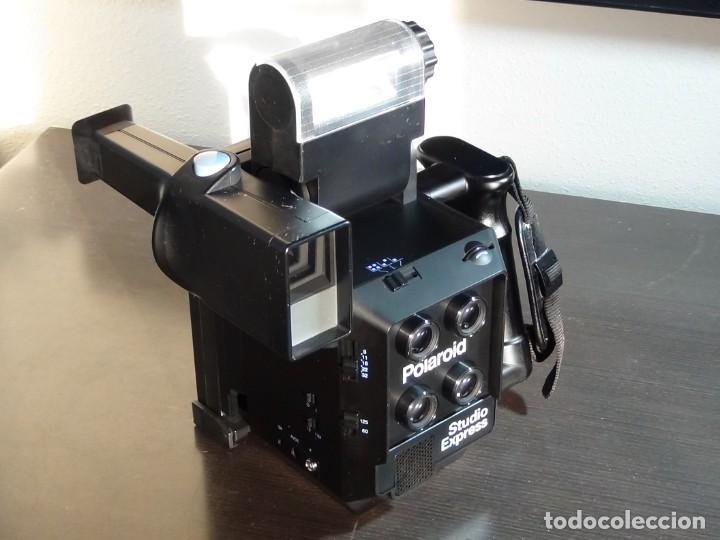 Cámara de fotos: Polaroid Studio Express Modelo 403...Ver video!!!!. - Foto 2 - 147574350