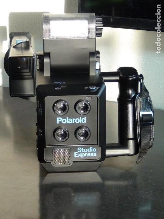 Cámara de fotos: Polaroid Studio Express Modelo 403...Ver video!!!!. - Foto 3 - 147574350