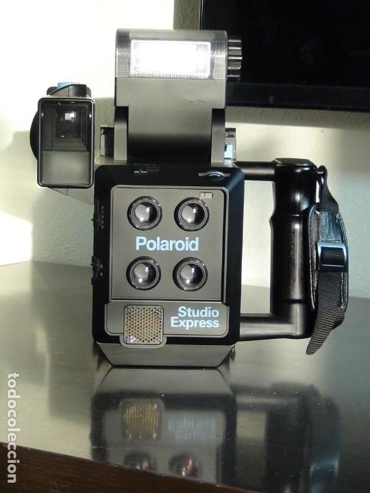 Cámara de fotos: Polaroid Studio Express Modelo 403...Ver video!!!!. - Foto 4 - 147574350