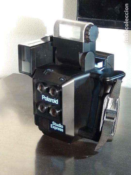Cámara de fotos: Polaroid Studio Express Modelo 403...Ver video!!!!. - Foto 5 - 147574350