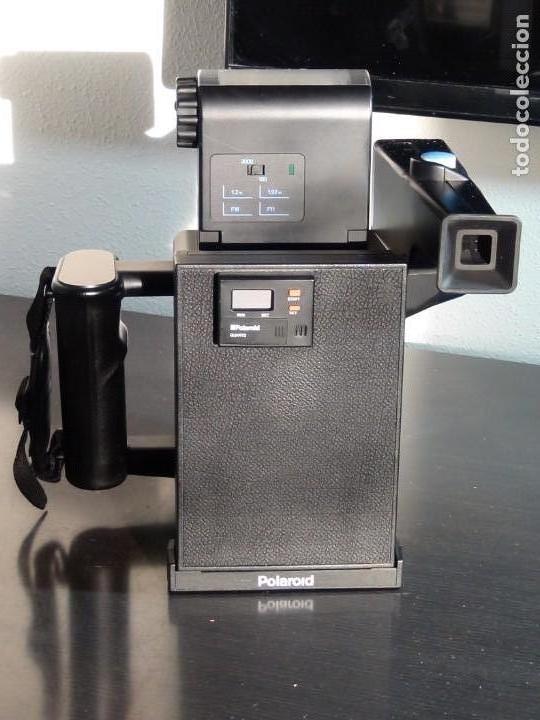 Cámara de fotos: Polaroid Studio Express Modelo 403...Ver video!!!!. - Foto 7 - 147574350