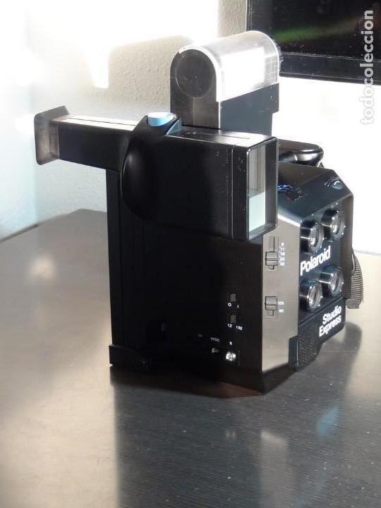 Cámara de fotos: Polaroid Studio Express Modelo 403...Ver video!!!!. - Foto 9 - 147574350